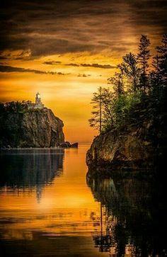 Split Rock Lighthouse, Minnesota!
