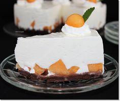 Sárgadinnye torta