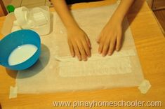 How to make papyrus…