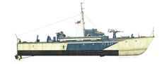 Vosper Motor Torpedo Boat, Royal Navy, Pin by Paolo Marzioli E Boat, Bass Boat, Mtb, Plywood Boat Plans, Wooden Boat Plans, Model Warships, Dazzle Camouflage, Naval History, Boat Building