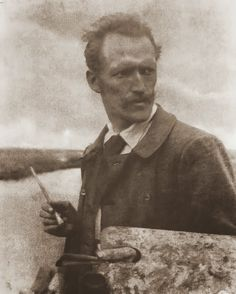 4/8- Birth of Franz Mackensen, German painter, Nazi. 1866-1953.