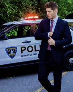 dean winchester, Jensen Ackles, and supernatural kép