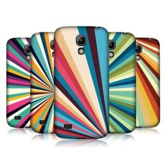 HEAD CASE VANISHING POINT BACK CASE COVER FOR SAMSUNG GALAXY S4 MINI I9190 I9192; all 5 of them!