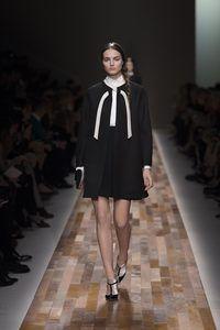 Valentino FALL/WINTER 2013-14 -- love the coat