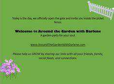 Launch of website, garden party for the soul. Inspiration Boards, Dream Garden, Flower Pots, Garden Design, Invitations, Website, Party, Flower Vases, Plant Pots