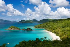 Trunk Bay, St. John Island...one of top 3 prettiest places I've ever been