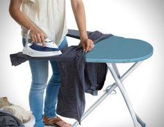 + Design de produto :     Os designers da Quirky desenvolver uma tábua de passar roupa adaptável, uma idéia interessante!