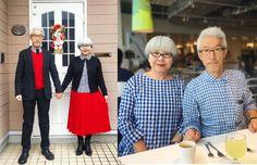 Dit getrouwde koppel draagt al 37 jaar lang elke dag matchende outfits