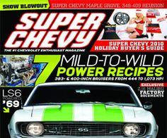 Super Chevy Magazine : Magazines | Drive Away 2Day  http://blog.driveaway2day.com/2012/11/super-chevy-magazine-magazines.html