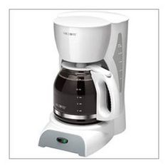The Coffee Maker, Switch, White - is a coffeemaker that comes in a simple, easy-to-use design. Top features include the Brewing Pause n' Serve Drip Coffee Maker, Coffee Cups, Seattle Best Coffee, Coffee Maker Reviews, Green Mountain Coffee, Amazon Coffee, Coffee Store, Small Kitchen Appliances, Kitchen Small