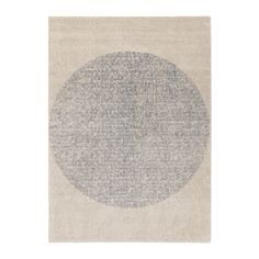 IKEA SKARRESÖ Rug, high pile Grey 170 x 240 cm The dense, thick pile dampens sound and provides a soft surface to walk on.
