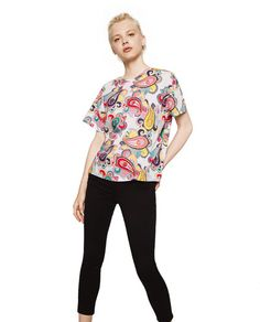 PRINTED T-SHIRT-SPECIAL PRICES-WOMAN | ZARA United States