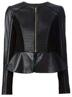 ALICE BY TEMPERLEY - Giovanni leather jacket 6