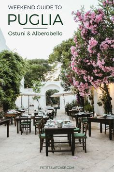 Weekend Guide to Puglia: Ostuni and Alberobello. What to do, where to eat and stay.