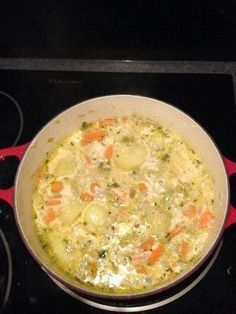 Marmite du pêcheur aux légumes - Recette de cuisine Marmiton : une recette