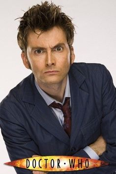 Doctor Who - 10th Doctor - David Tennant