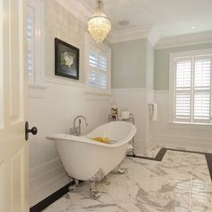 Lindsay Creates a brand new Victorian - traditional - Bathroom - Toronto - Lindsay Construction Services