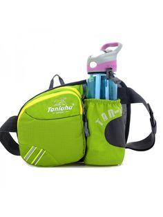 Romantic Running Waist Bag Travel Waist Pack For Men Women Run Riding Fanny Pack Hand Bag Mobile Phone Belt With Kettle Bottle Pouch Bags Relojes Y Joyas