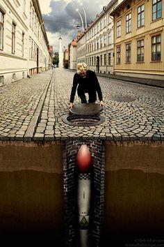 ✯ Artist Erik Johansson ✯