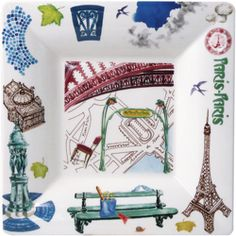 Paris Paris by Gien