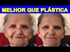 Não USE Muito- Suas AMIGAS VÃO PENSAR QUE VOCÊ FEZ PLÁSTICA/ MANCHAS e RUGAS - YouTube Maria Jose, Gisele, How To Remove, Hair Beauty, Good Things, Youtube, Top Cropped, Interior, Face Wrinkles