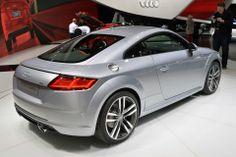 2015 Audi TT: Geneva 2014 - Autoblog