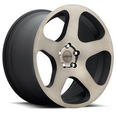 Rotiform NUE Wheels Black Machined 18x8.5 | 5x112 | ET45