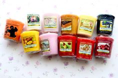 YANKEE CANDLE HAUL AND GIVEAWAY