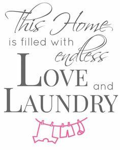 #love for #laundry #Bonita!