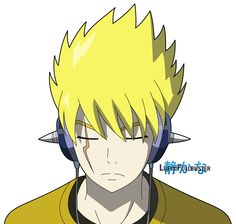 Laxus Dreyar from Fairy Tail