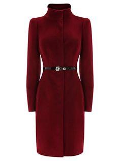 Coast Kyra Coat, Mulberry online at JohnLewis.com