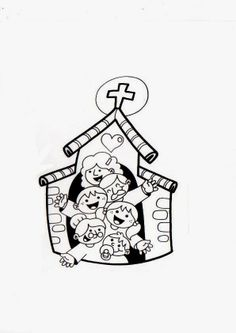 71 Best Dot-to-dot Printables For Sunday School images