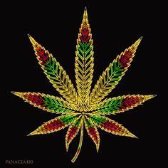 Lacy Cannabis Leaf My Photoshop art #theweedartlady #weedart #legalize…