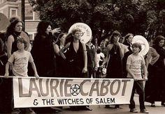 Laurie Cabot, famous Salem witch