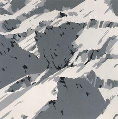 Swiss Alps II - B1 [21b1] » Art » Gerhard Richter