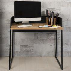 escritorio Volga base negra | Tiendas On