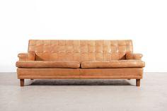 Arne Norell Three-Seater Sofa