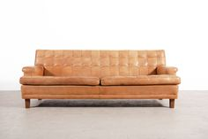 Arne Norell Three-Seater Sofa