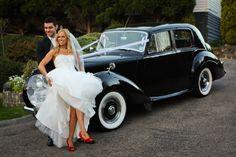 www.tripler.com.au Our Rolls Royce Silver Dawn. Available in Black or Two Tone  #weddingcars #weddingcarsmelbourne #bride #groom #weddingphotos #rollsroyce #classic #style #timeless