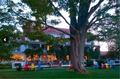 Basin Harbor Club Vergennes (Vermont) Situated on the shore of the historic Lake Champlain, this inn offers comfortable guestrooms and cottages near recreational activities, dining and shopping in beautiful Vergennes, Vermont.