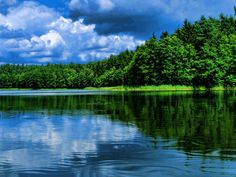 PAISAJES ANIMADOS: Paisaje animado de lagos (6)