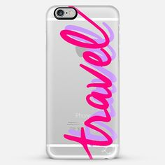 Get your very own custom Travel iphone case from @Casetify. Here is $10 off from me to you using code: QJ3PX9 #discount #travel