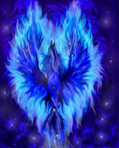Phoenix Rising by Quicksilverfury.deviantart.com on @deviantART