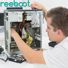Reeboot, a leading #ComputerRepairService Company in Kolkata, provides #PCrepair that are fast and cost effective. Contact  'Reeboot' for quick and assured #removal of #virusandspyware services at  very affordable price. #spyware