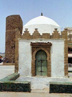 Marabout, near Safi, Morocco