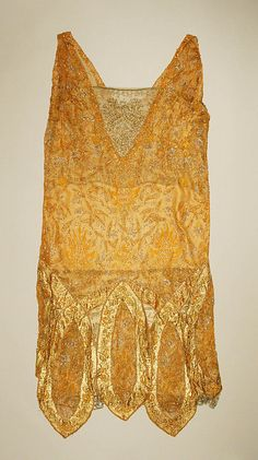 Evening ensemble (front view) Date: ca. 1926 Culture: American Accession Number: C.I.44.1a–c