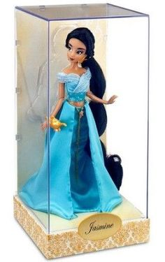 Matching In Colour Aggressive Disney Store Princess Mulan Doll In Pink New