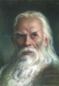 Donato Giancola - Gandalf