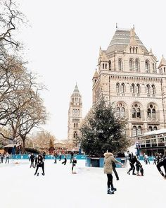 Places That Are Even Better During The Winter pinterest ≫∙∙cassielaynec∙∙≪