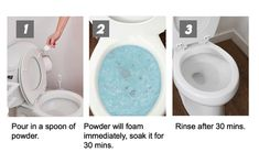 Quick Foaming Toilet Cleaner is an innovative cleaning package specifically formulated to remove stubborn rusts & stains accumulated in t Diy Home Cleaning, Household Cleaning Tips, House Cleaning Tips, Car Cleaning, Deep Cleaning, Cleaning Hacks, Unclog Shower Drains, Clogged Drains, Sink Drain Cleaner